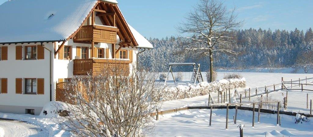 Winter auf dem Kögelhof